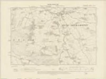 Devonshire LII.SE - OS Six-Inch Map