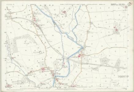 Devon XXIV.6 (includes: Brushford; Dulverton; Morebath) - 25 Inch Map