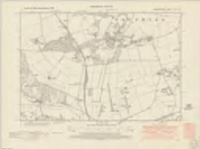 Bedfordshire XXII.NE - OS Six-Inch Map