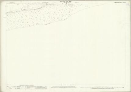 Hampshire and Isle of Wight LXXXIX.2 (includes: Beaulieu) - 25 Inch Map