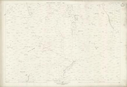 Devon XCIX.3 (includes: Lydford) - 25 Inch Map