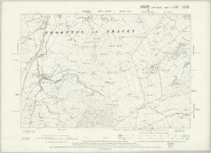 Lancashire XLIX.SE - OS Six-Inch Map