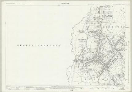 Bedfordshire XXVIII.10 (includes: Leighton Buzzard; Linslade) - 25 Inch Map