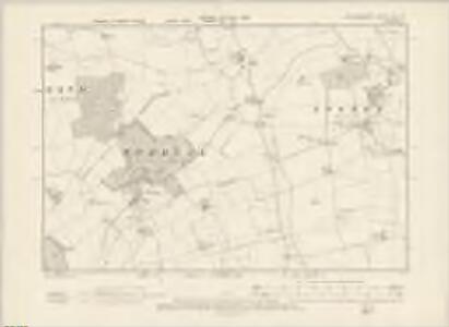 Hertfordshire IX.SW - OS Six-Inch Map