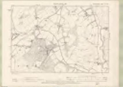 Peebles-shire Sheet VIII.SW - OS 6 Inch map