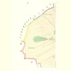 Autuschitz (Autussic) - c8286-1-002 - Kaiserpflichtexemplar der Landkarten des stabilen Katasters
