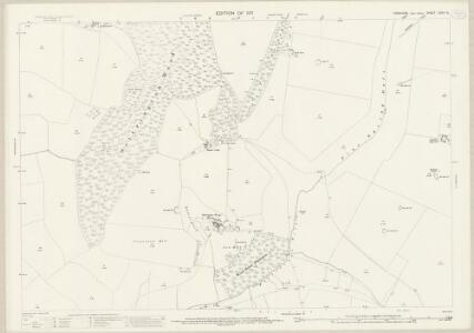 Yorkshire CXXV.13 (includes: Kirby Grindalythe; Settrington; Wharram) - 25 Inch Map