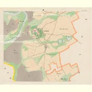 Roiau - c6416-1-003 - Kaiserpflichtexemplar der Landkarten des stabilen Katasters