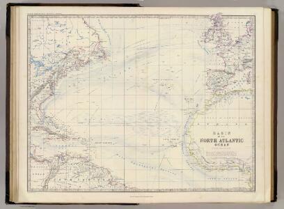 N. Atlantic Ocean.