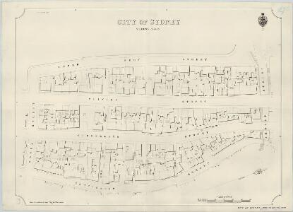 City of Sydney, Sections 70 to 75, 1889
