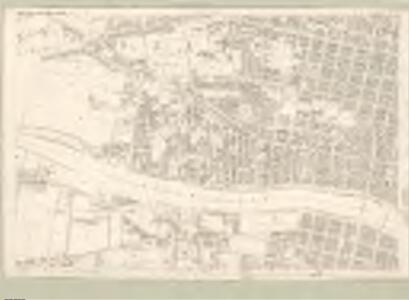 Lanark, Sheet VI.10 (City of Glasgow) - OS 25 Inch map