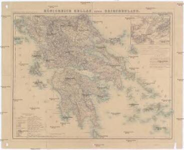 Königreich Hellas oder Griechenland