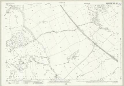 Gloucestershire XV.1 (includes: Blockley; Chipping Campden) - 25 Inch Map