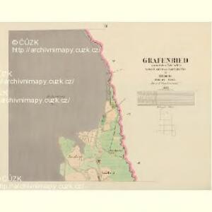 Grafenried - c4288-3-003 - Kaiserpflichtexemplar der Landkarten des stabilen Katasters