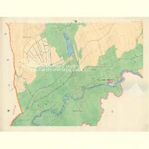 Schönberg - m3071-1-008 - Kaiserpflichtexemplar der Landkarten des stabilen Katasters