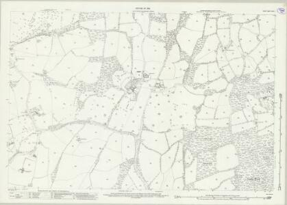 Surrey XXXIX.7 (includes: Cranleigh) - 25 Inch Map