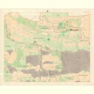 Brniow - m0219-1-002 - Kaiserpflichtexemplar der Landkarten des stabilen Katasters