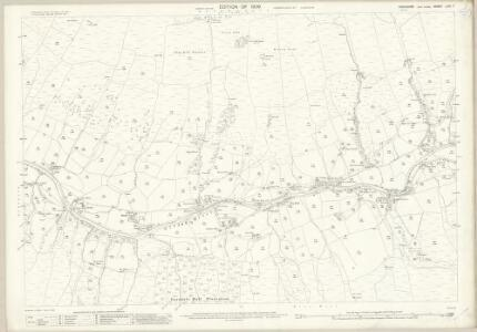 Yorkshire LXIV.7 (includes: Garsdale) - 25 Inch Map