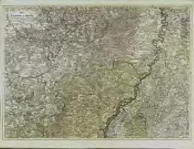Charte der Lænder am Rhein von Strasburg bis Mannheim