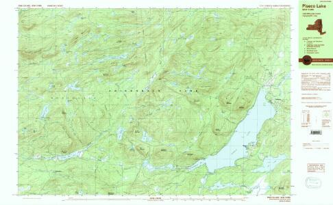 Piseco Lake