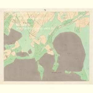 Chlum - c2505-1-005 - Kaiserpflichtexemplar der Landkarten des stabilen Katasters