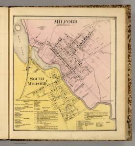 Milford, S. Milford.