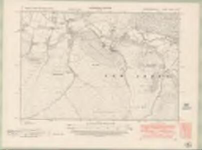 Kirkcudbrightshire Sheet XXXVII.SE - OS 6 Inch map
