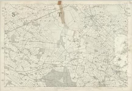 Lancashire C - OS Six-Inch Map