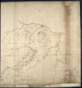 [Map of Midlothian]
