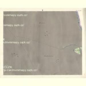 Ostrawitz - m2189-1-008 - Kaiserpflichtexemplar der Landkarten des stabilen Katasters