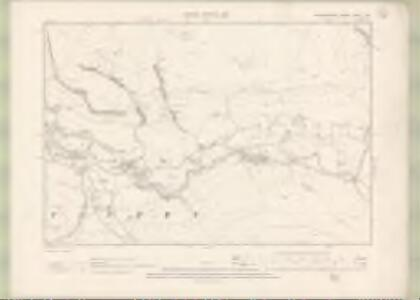 Stirlingshire Sheet XXII.NW - OS 6 Inch map