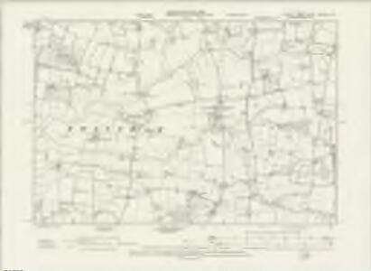 Sussex XXXVIII.NE - OS Six-Inch Map