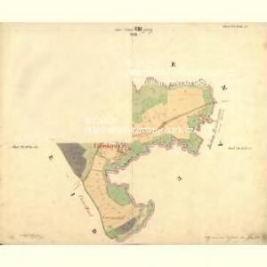 Suchenthal - c0647-2-011 - Kaiserpflichtexemplar der Landkarten des stabilen Katasters