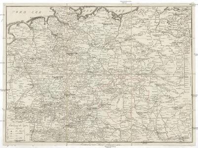 [Poštovní mapa střední Evropy]