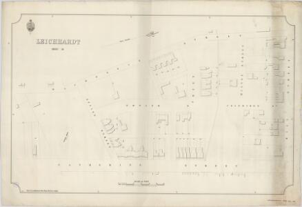 Leichhardt, Sheet 26, 1890
