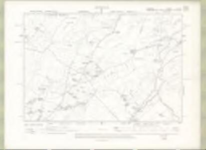 Ayrshire Sheet IX.SE - OS 6 Inch map