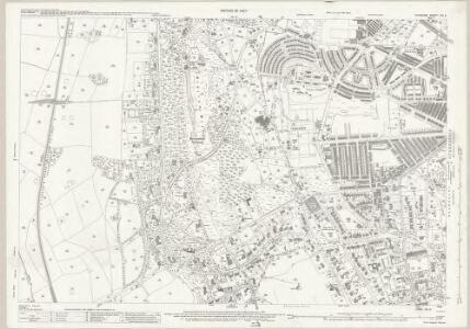 Cheshire XIII.2 (includes: Birkenhead St Mary; Wallasey) - 25 Inch Map