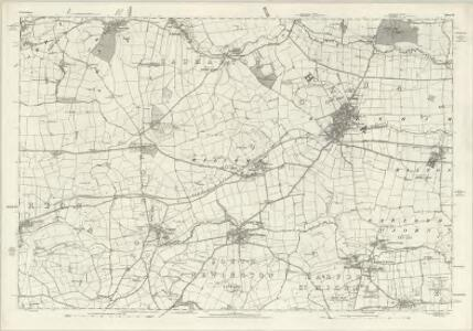 Oxfordshire VI - OS Six-Inch Map