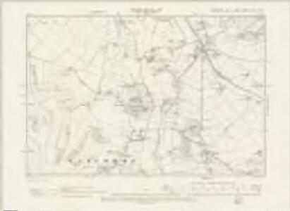 Hampshire & Isle of Wight XCV.SW - OS Six-Inch Map