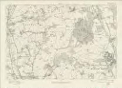 Derbyshire XLI - OS Six-Inch Map