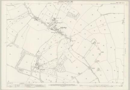 Essex (1st Ed/Rev 1862-96) VIII.15 (includes: Arkesden) - 25 Inch Map