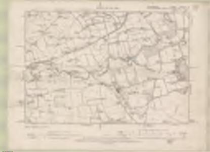 Stirlingshire Sheet XXXVI.NW - OS 6 Inch map