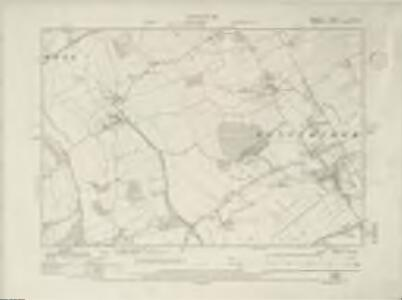 Dorset VI.NE - OS Six-Inch Map