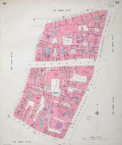 Insurance Plan of City of London Vol. III: sheet 59