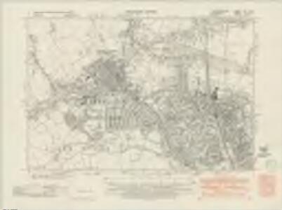 Hertfordshire XLV.NE - OS Six-Inch Map