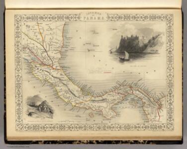 Isthmus of Panama.