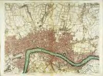A plan of London