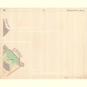 Tonnetschlag - c6496-1-002 - Kaiserpflichtexemplar der Landkarten des stabilen Katasters
