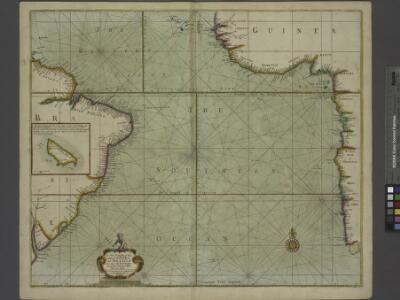 A new draught of the coast of GUINEA and BRASILE