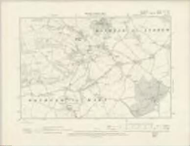 Wiltshire LXIX.SW - OS Six-Inch Map